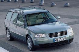 VW PASSAT универсал (3B6)