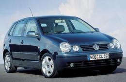 VW POLO (9N_)