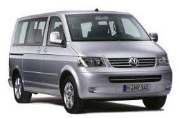 VW MULTIVAN Mk V (7HM, 7HN, 7HF, 7EF, 7EM, 7EN)