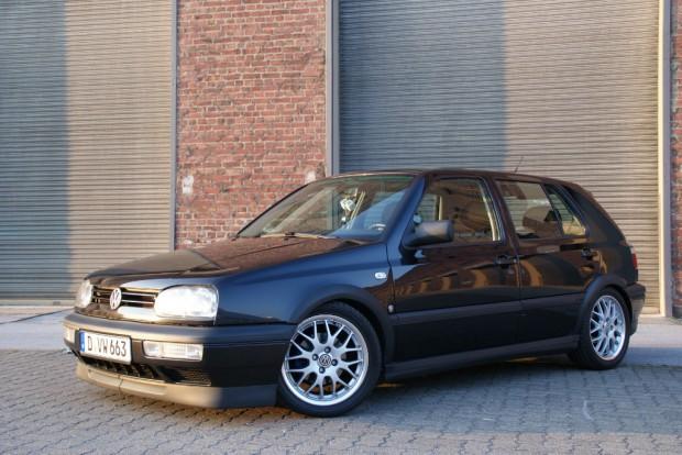 VW GOLF Mk III (1H1)