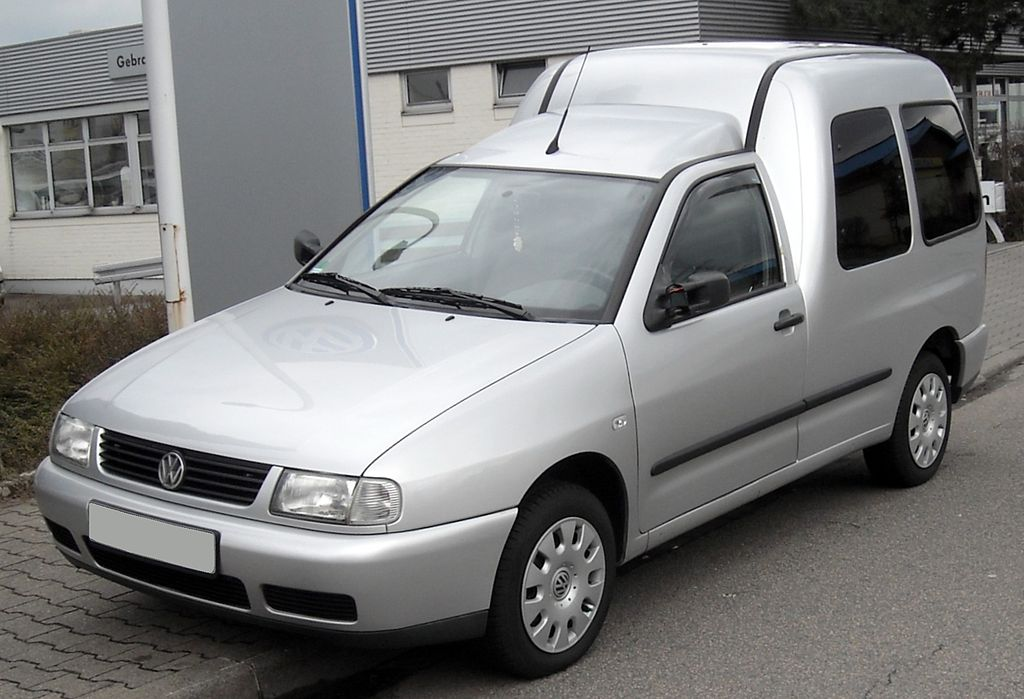 VW CADDY III (2KB, 2KJ, 2CB, 2CJ)