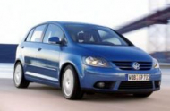 VW GOLF PLUS (5M1, 521)