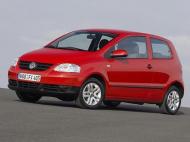 VW FOX (5Z1, 5Z3)