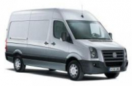 VW CRAFTER 30-50 фургон (2E_)