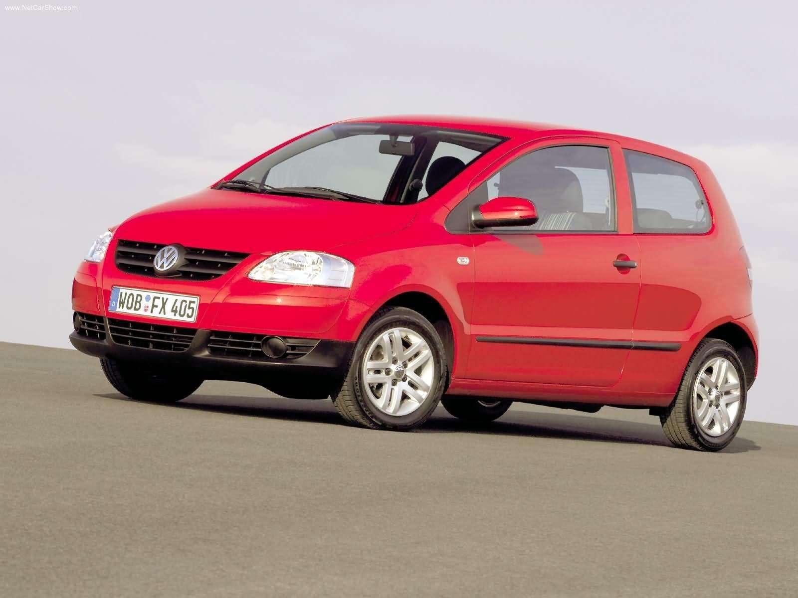 VW LUPO (5Z1)