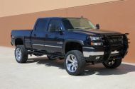 CHEVROLET SILVERADO 2500 HD [USA] Crew Cab Pickup