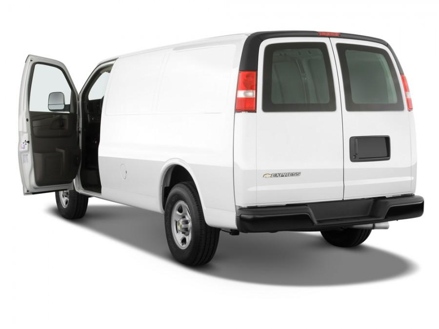 CHEVROLET EXPRESS 3500 [USA] Extended Cargo Van