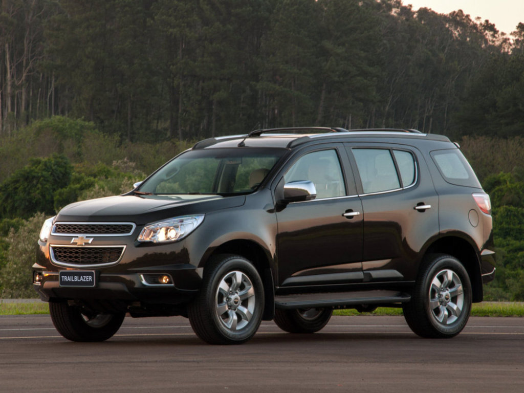 CHEVROLET TRAILBLAZER (31UX)