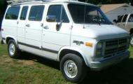 CHEVROLET G10 фургон