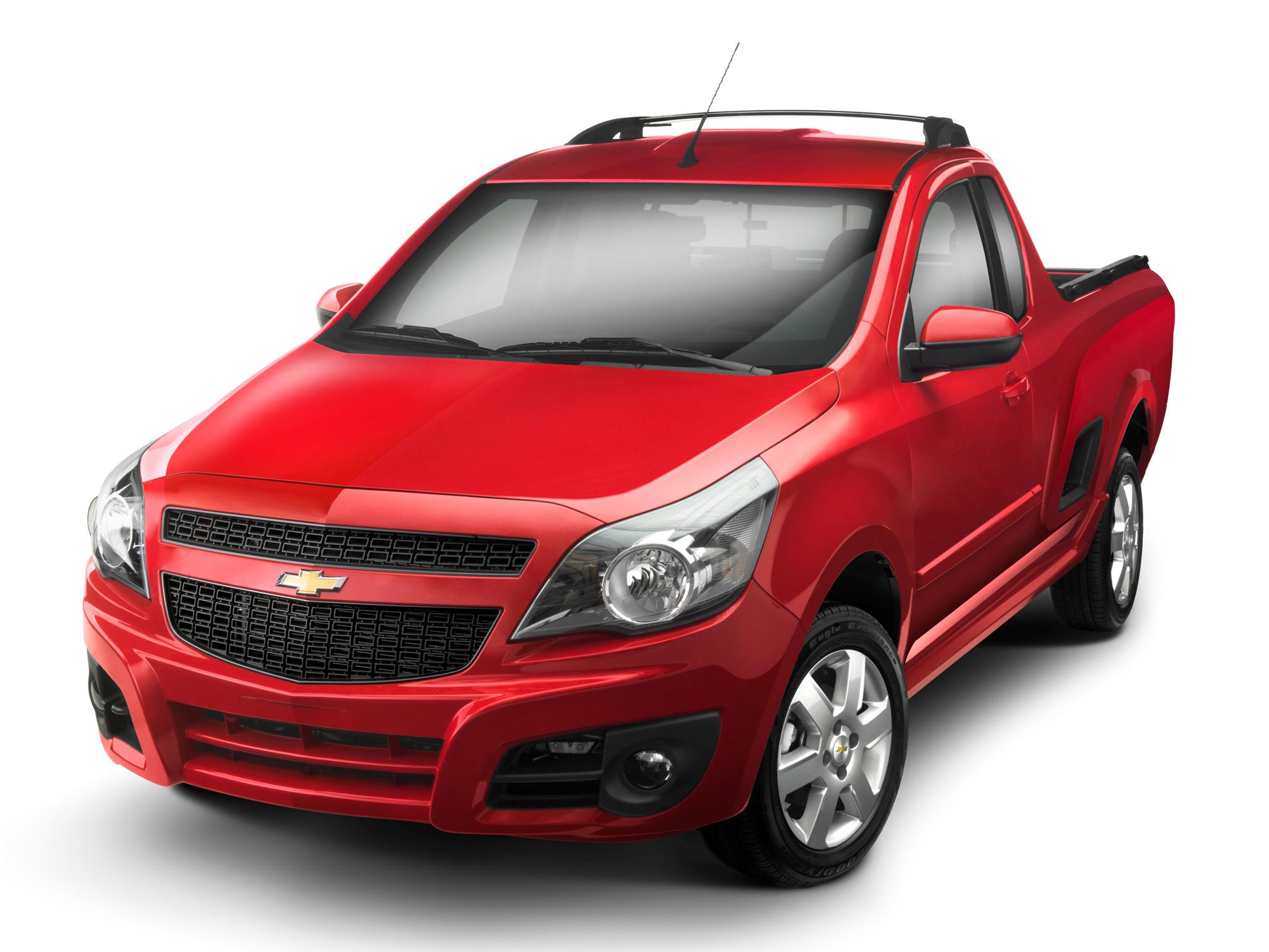 CHEVROLET TORNADO [USA] Standard Cab Pickup