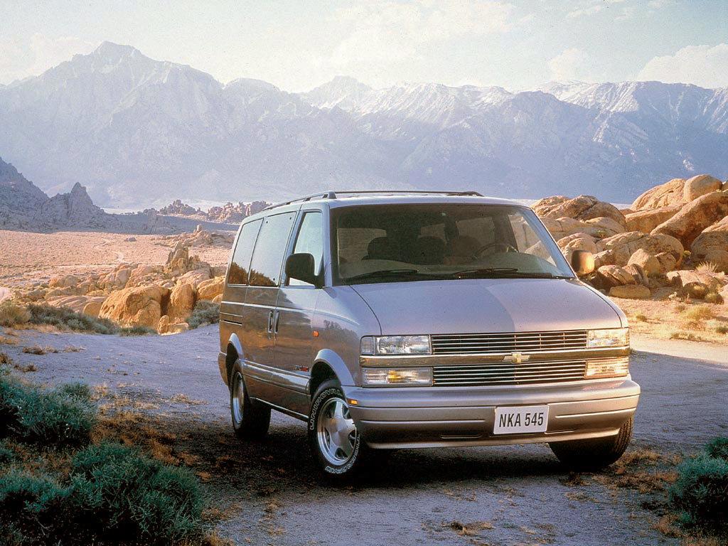 CHEVROLET ASTRO [USA] Extended Cargo Van (US)