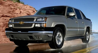 CHEVROLET AVALANCHE 2500 [USA] Crew Cab Pickup (US)