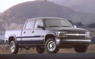CHEVROLET SILVERADO 1500 HD [USA] Crew Cab Pickup (US)