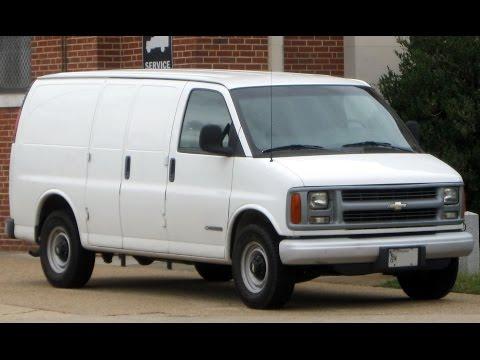 CHEVROLET EXPRESS 1500 [USA] Standard Cargo Van (US)