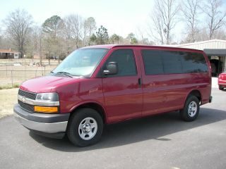 CHEVROLET EXPRESS 2500 [USA] Extended Cargo Van (US)