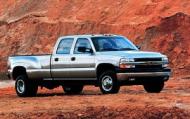 CHEVROLET SILVERADO 3500 [USA] Crew Cab Pickup (US)