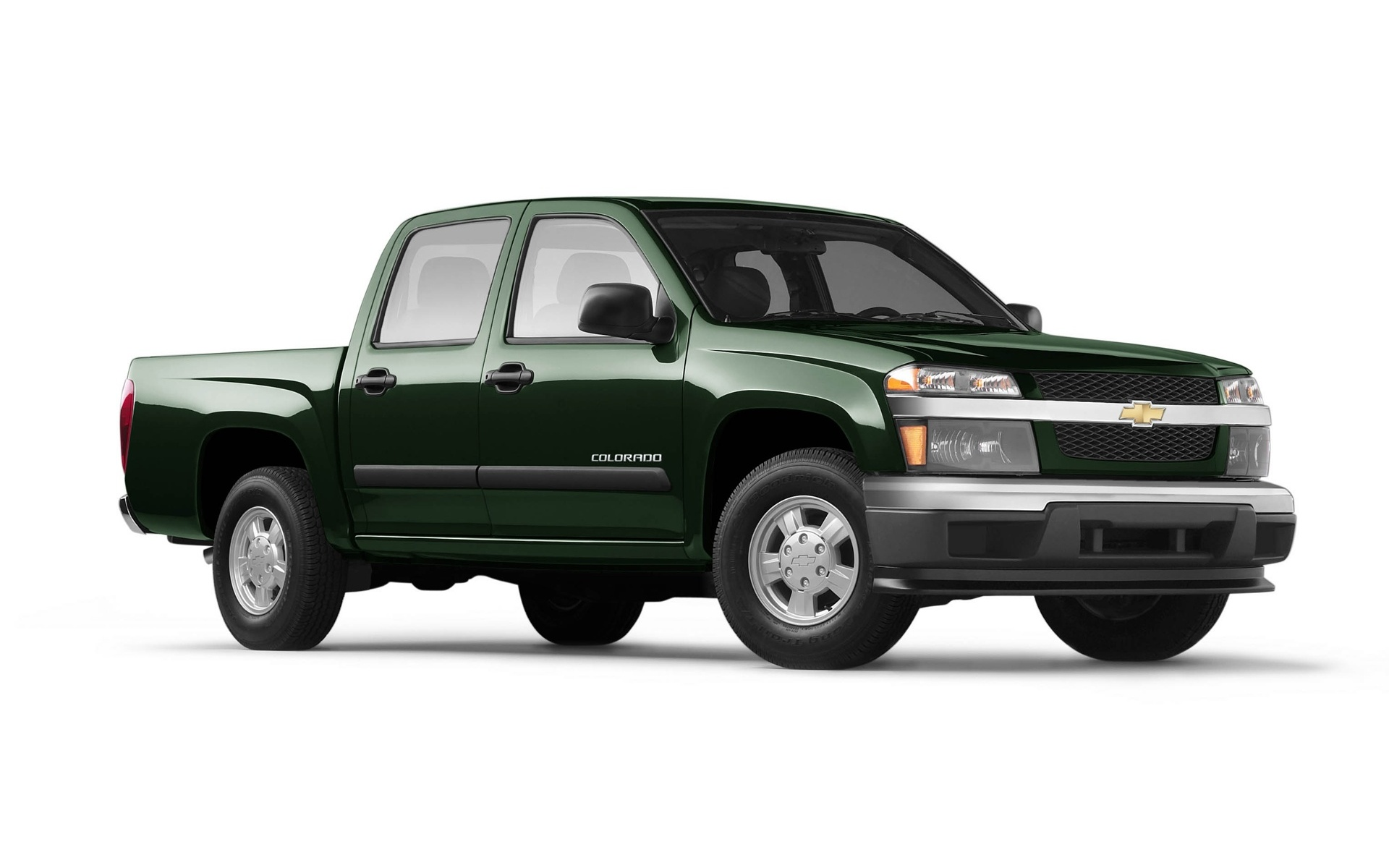 CHEVROLET COLORADO [USA] Crew Cab Pickup (US)