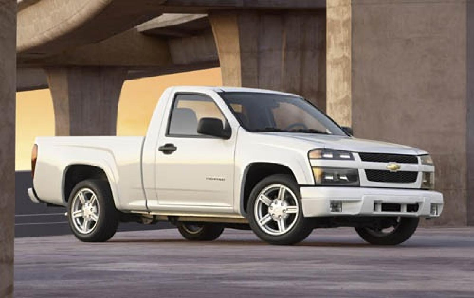 CHEVROLET COLORADO [USA] Standard Cab Pickup (US)