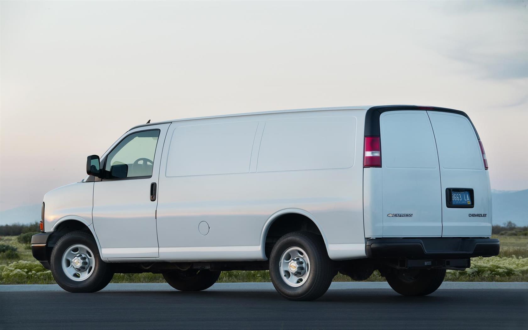 CHEVROLET EXPESS 2500 [USA) Standard Cargo Van (US)