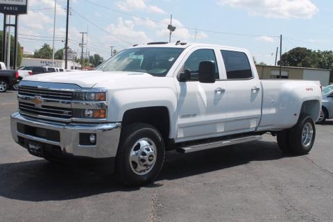 CHEVROLET SILVERADO 3500 HD [USA] Crew Cab Pickup (US)