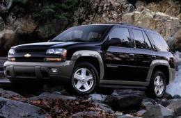 CHEVROLET / Шевроле TRAILBLAZER (KC) / Треилблейзер