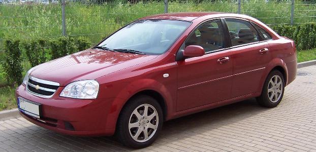 CHEVROLET LACETTI (J200)