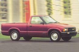 CHEVROLET S10 Pick Up пикап