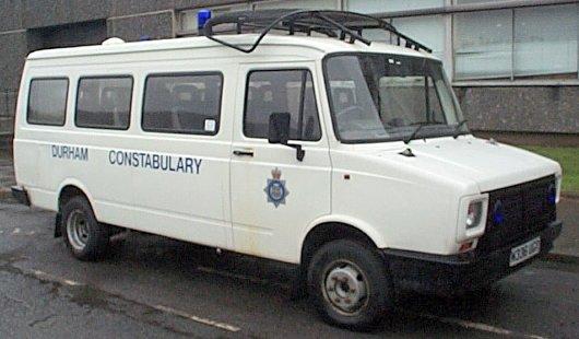 LDV 400 автобус