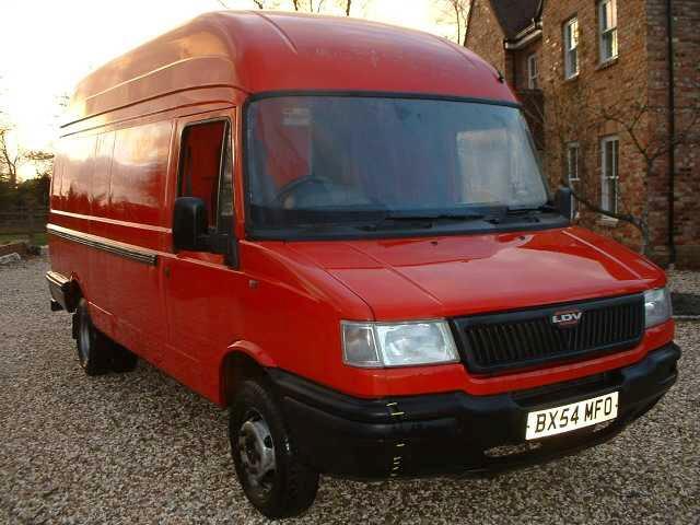 LDV 400 фургон