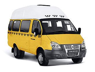 GAZ GAZELLE автобус