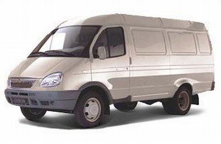 ГАЗ ГАЗЕЛЬ фургон