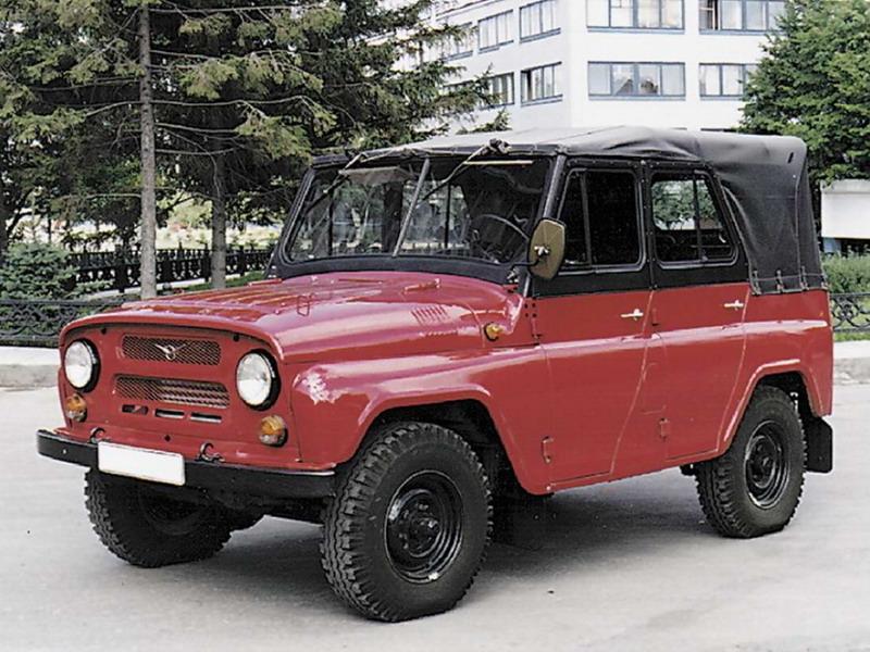 UAZ 31512
