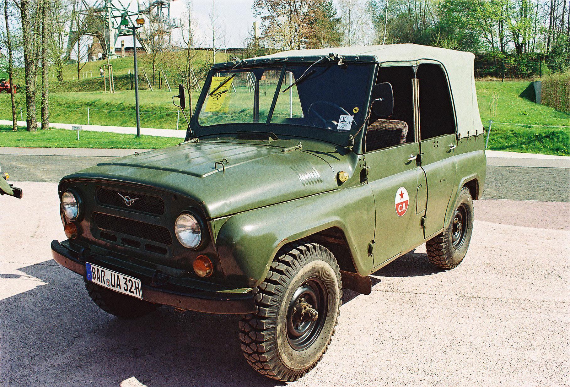UAZ UAS 469 B