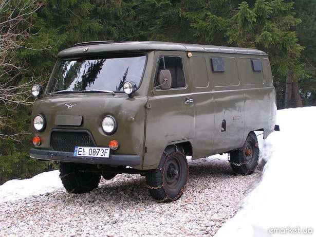 UAZ UAS 452