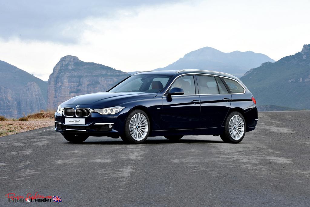 BMW 3 универсал (F31)