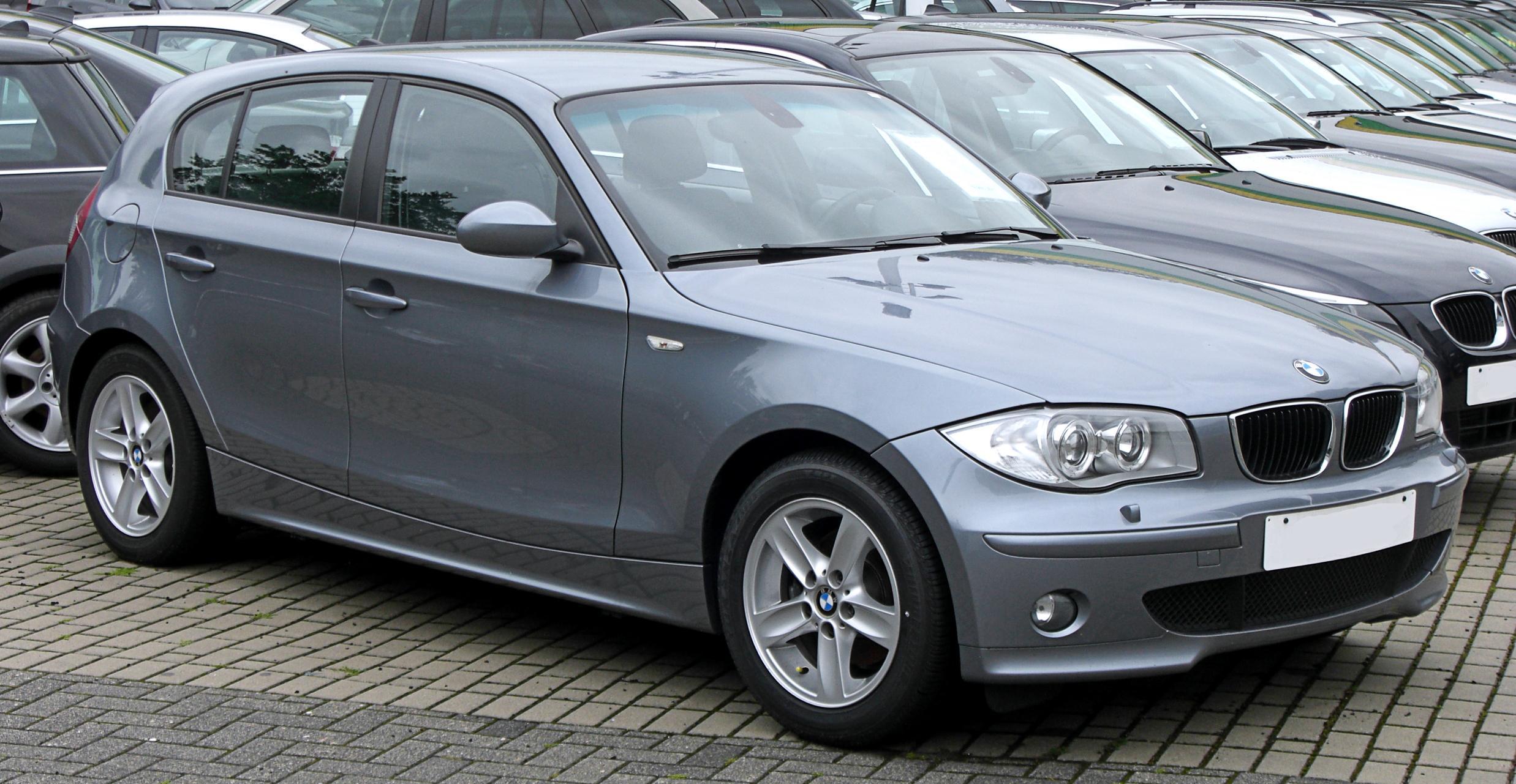 BMW 1 (E87)