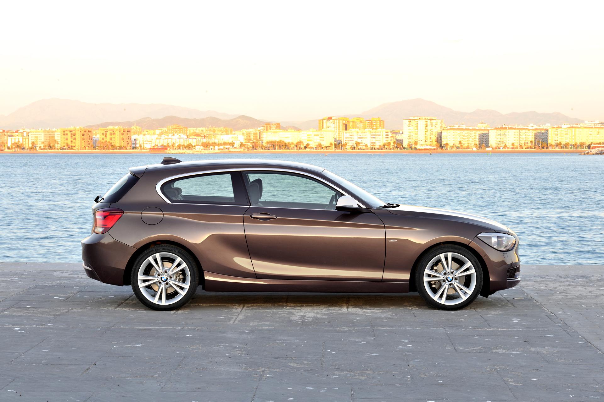 BMW / БМВ 1 (F21)