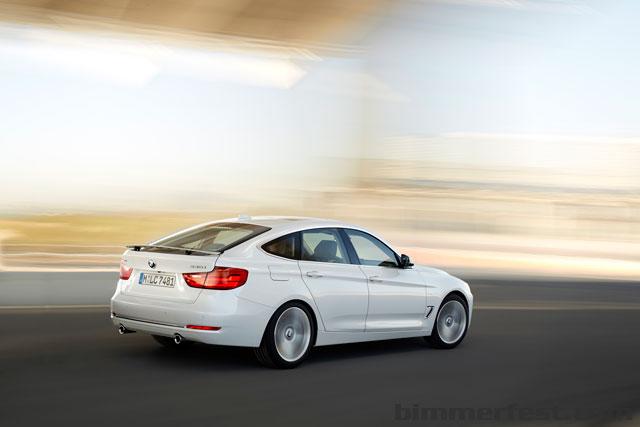 BMW 3 GT (F34)