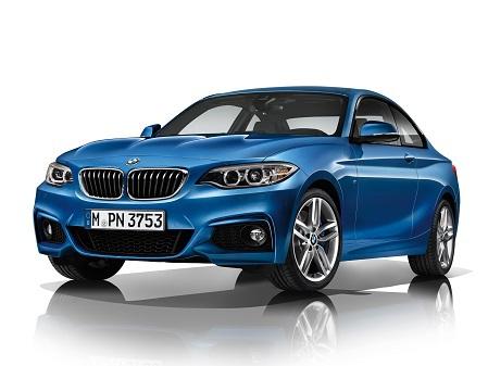 BMW 2 купе