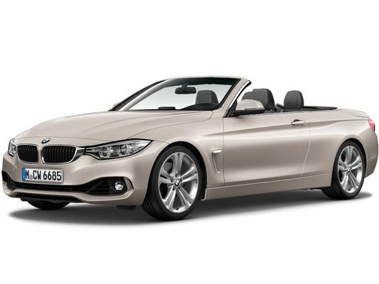 BMW 4 кабриолет
