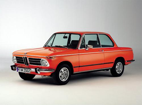 BMW 02 седан (E10)