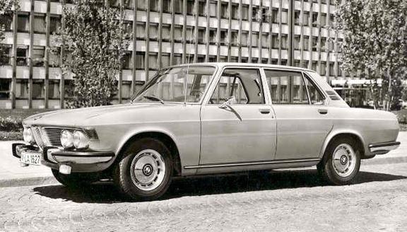 BMW 2500-3.3 седан (E3)