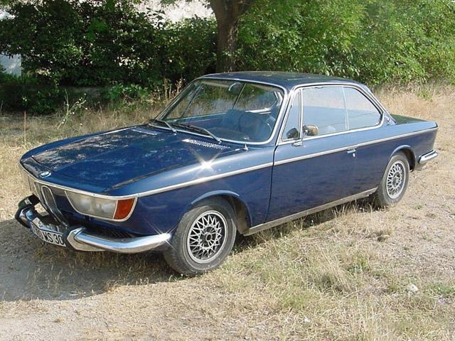 BMW 2000-3.2 купе (E9)