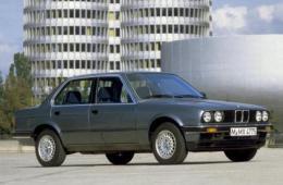 BMW 3 седан (E30)