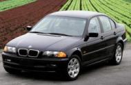 BMW / БМВ 3 седан (E46)