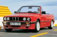 BMW 3 кабриолет (E30)