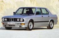 BMW 5 седан (E12)