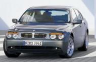 BMW / БМВ 7 седан (E65, E66)