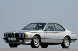 BMW 6 (E24)