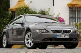 BMW 6 (E63)